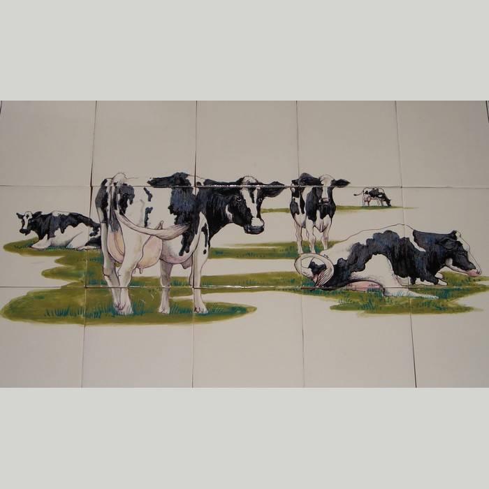 RH15-1 Kühe in der Wiese