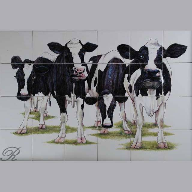 RH24R, 4 Neugierige Kühe