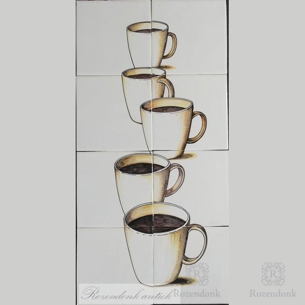 RH8-Kaffee tassen