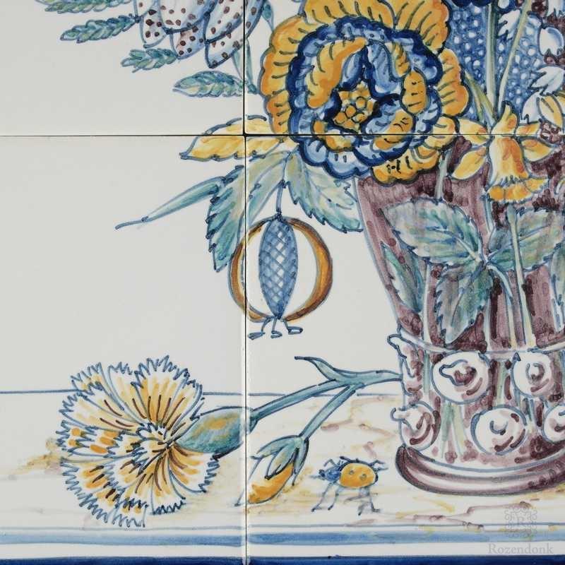 RM9-1, Blumenschmuck