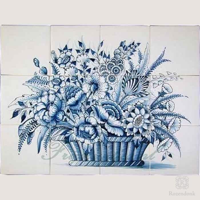 RF12-10, Blumen im Korb