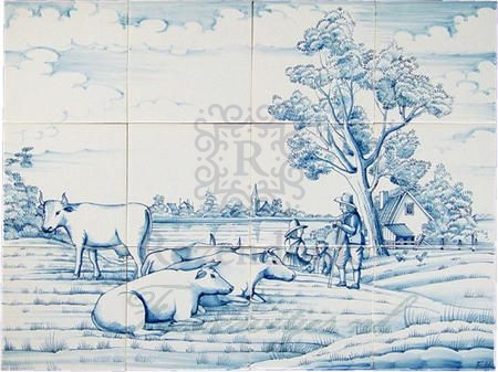 RH9-7b Bauernlandschaft