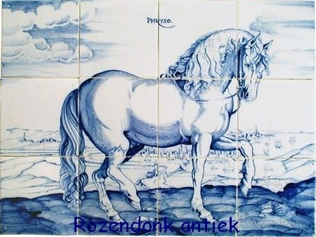 RF12-1, Friesen Pferd