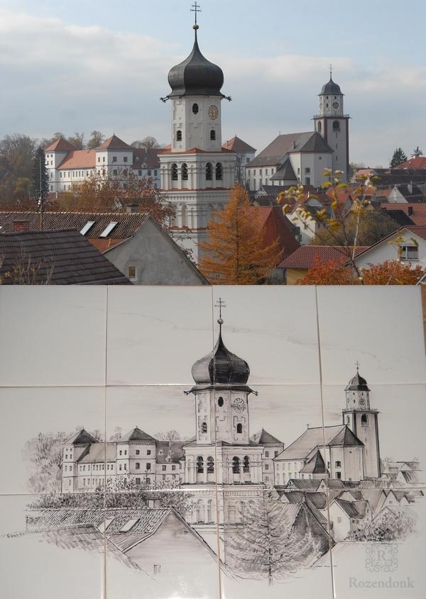 Schloß Meßkirch
