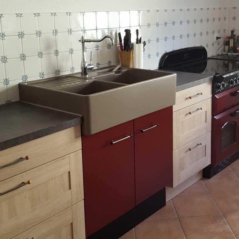 RF Ochsenkopf in die Küche