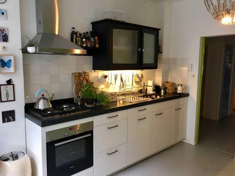Mischung 3 + 3 im Küche