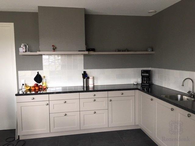 Küchen mit die Basis Mischung 6