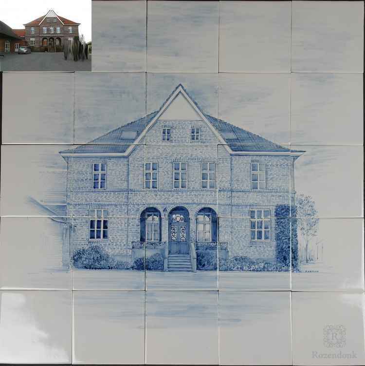 Ein Haus aus Senden(D)