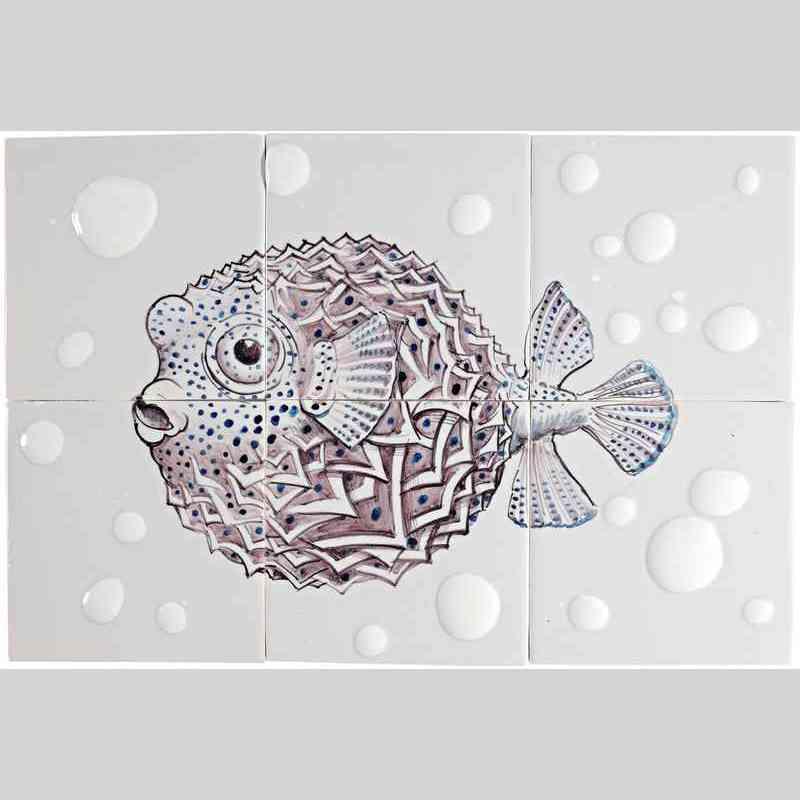 RH6-Fisk11 auf 6 Fliesen