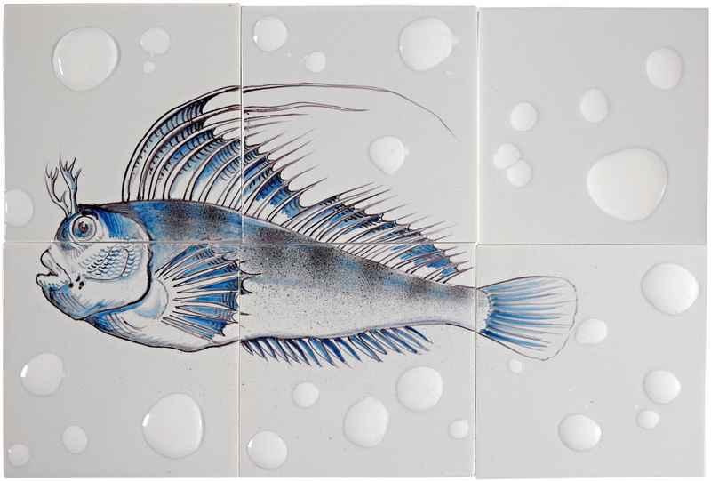 RH6-Fisk12 auf 6 Fliesen
