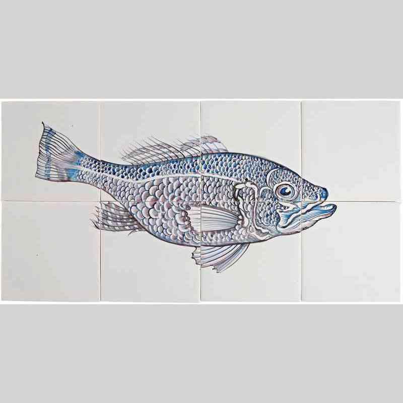 RH8-Fisk3 auf 8 Fliesen