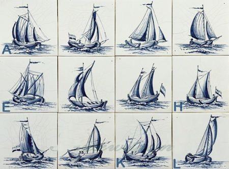 RF1-24 Segelschiffe