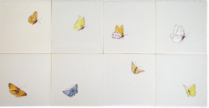 RH1-2k, Schmetterlinge