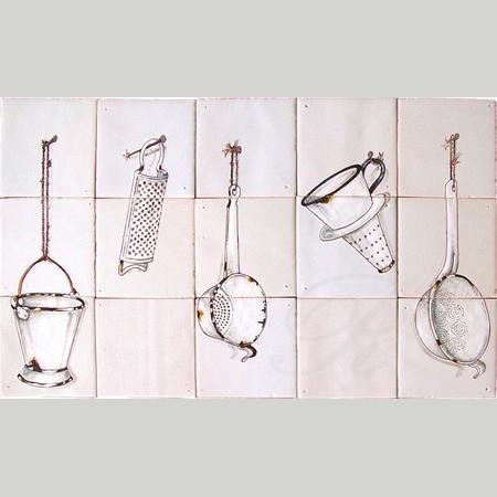 RH15-3 Emaille Küchengeschirr