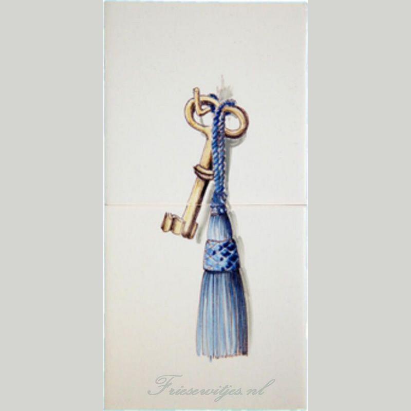 RH2-1b Schlüssel mit Quast