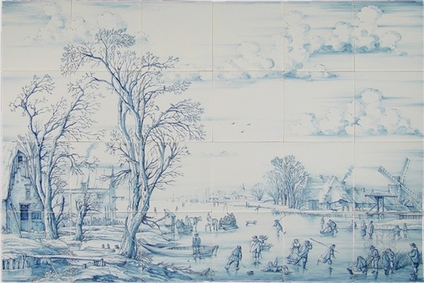 RF24-2 Winterlandschaft