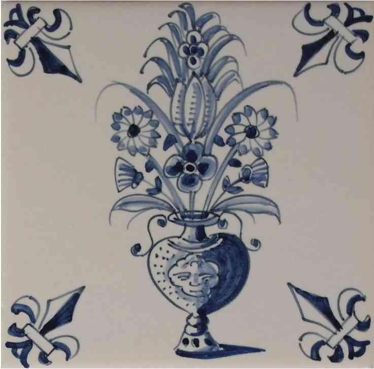 RM1-45, Blumentöpfe
