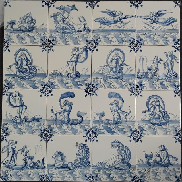 RM1-23 Meeresfiguren