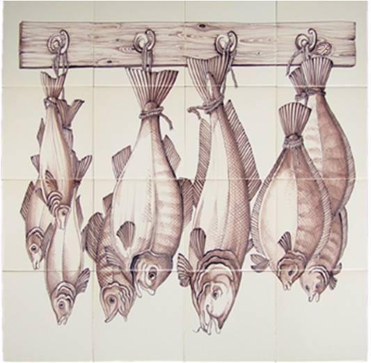 RDS16-1003 Fische am Haken