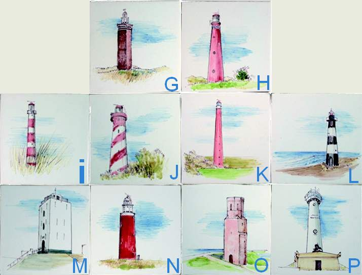 RH1-32 Leuchtturme