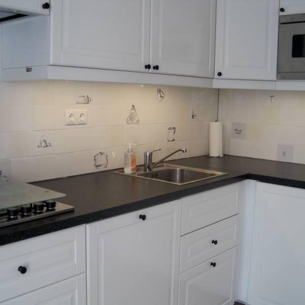 RH1-4B Altes Küchengeschirr