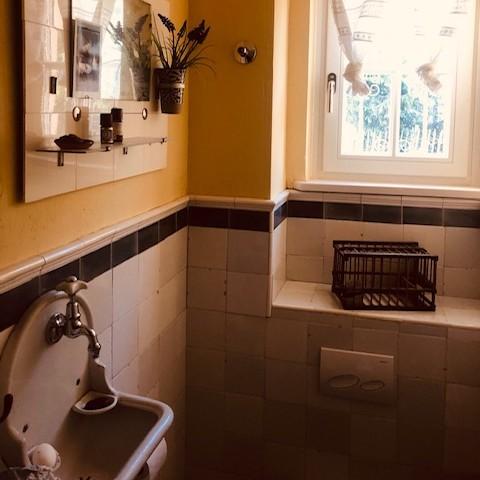 Badezimmer mit KL-veraltet
