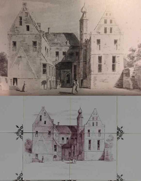 Ein Schloss