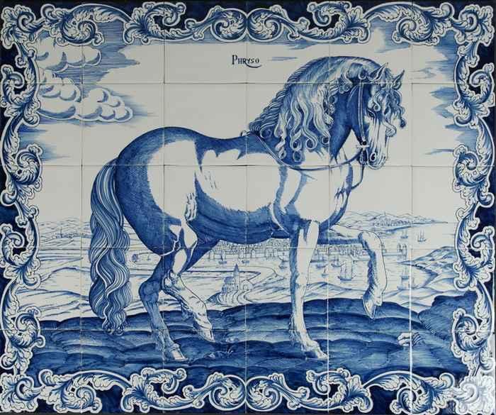 RF30-2, Friesisches Pferd