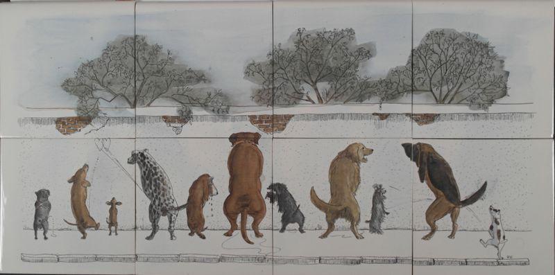 Hunde pinkeln lassen