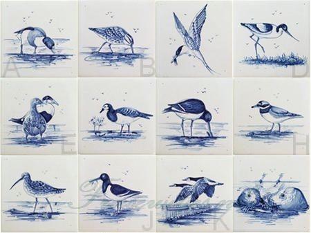 RH1-8b Wattenmeer Vögel